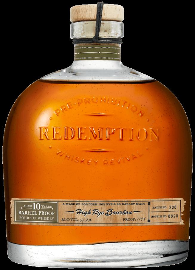 10 year bourbon whiskey